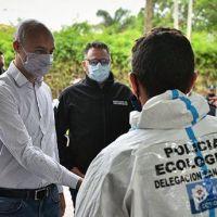 Alcalde por una semana: Carlos Alberto Ramil asumió como intendente interino