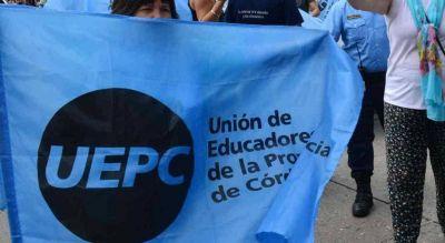 UEPC apoya la vuelta a clases, pero quiere garantías de que se cumplirán las medidas sanitarias