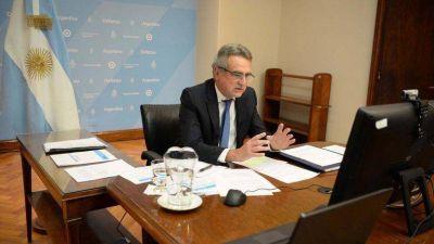 Agustín Rossi se reunirá con el embajador chino: podría avanzar con la compra de aviones de combate y vehículos blindados