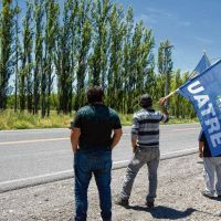 Nación amenaza con la conciliación si Uatre frena la cosecha de fruta