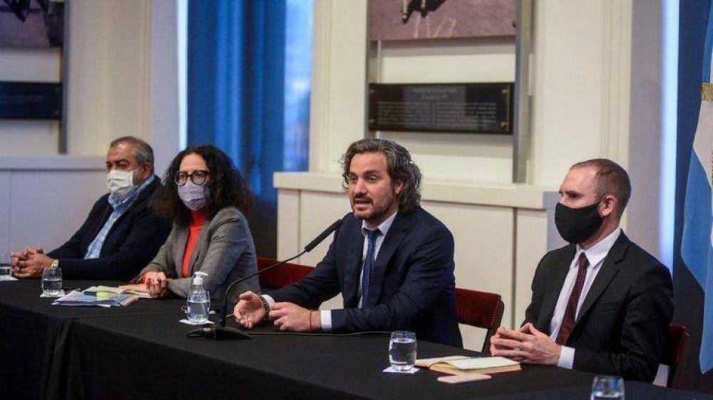 Ante las dudas por un rebrote de coronavirus, el Gobierno comienza a discutir si retoma el IFE y el programa ATP