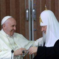 ¿Qué puntos en común y diferencias hay entre católicos y ortodoxos?