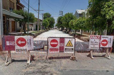San Isidro: sigue la renovación de pavimentos en Villa Adelina y Boulogne