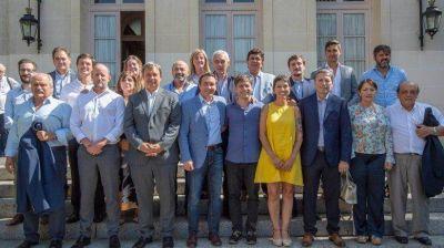 Conurbano: intendentes diseñan plan de vacunación en territorio