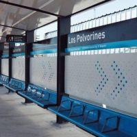 Se viene la inauguración de la estación de Los Polvorines
