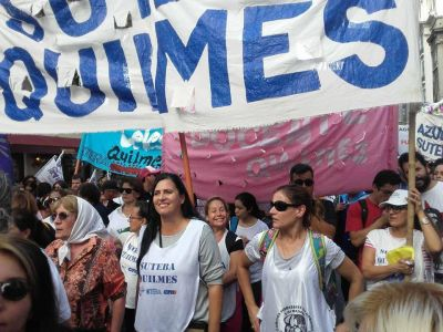 La titular del SUTEBA Quilmes no cree que en marzo comiencen las clases presenciales en la Provincia