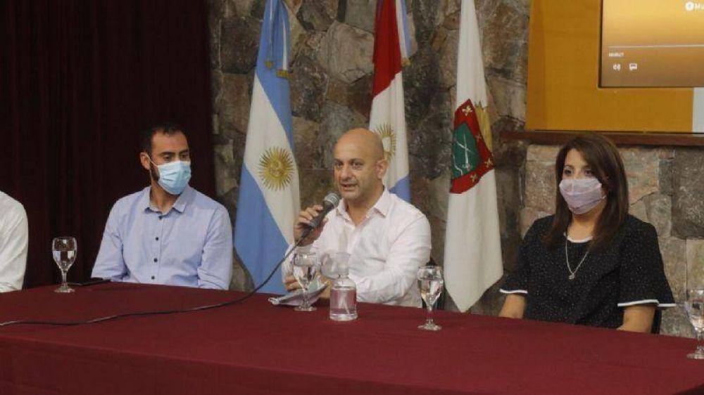 Gómez Gesteira: «El 26 de febrero, se recupera el agua y costará la mitad»