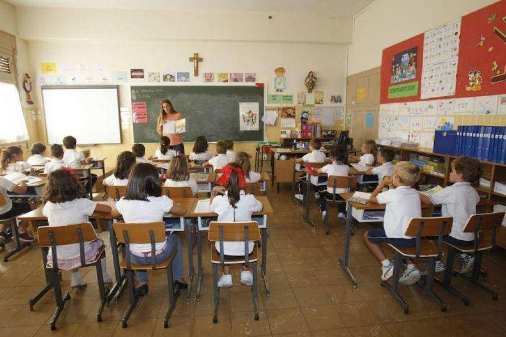 El SADOP local considera que las expresiones de la vuelta a clases tienen que ver con la presión social