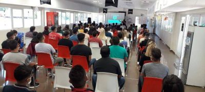 Puma sumó 100 nuevos empleados en su planta riojana