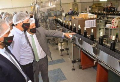 El Gabinete Federal visitó La Riojana, una de las cooperativas más importantes del país