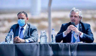 Chilecito: Alberto Fernández realizará un gran número de anuncios y firmará convenios
