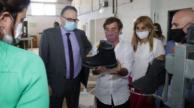 Matías Kulfas lanzó un plan de promoción en textil y calzado para La Rioja y Catamarca