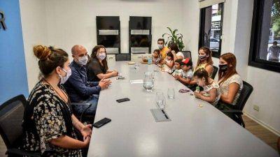 Escobar Sin Indocumentados: Ramil y Fernández se reunieron con beneficiarios de este programa que posibilita el derecho a la identidad