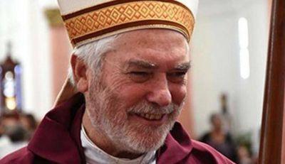 Homenaje a monseñor Fernando Gil