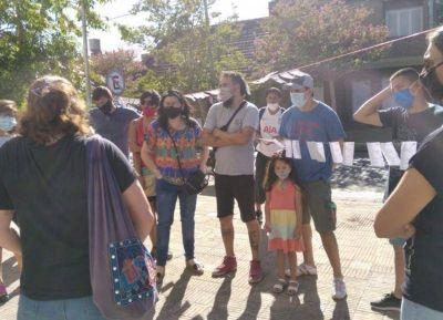 """Vecinos del ProCreAr fueron al Municipio y hablaron con Cagliardi: Aseguran que obtuvieron respuestas """"vagas"""""""