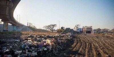 En 2020, se retiraron más de 140.000 toneladas de residuos de basurales