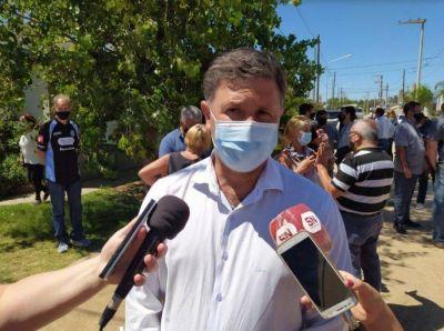 El intendente Pablo Rosso respondió a la denuncia de la Coalición Cívica Ari