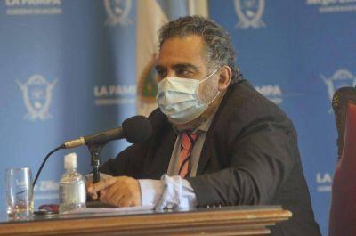El Gobierno busca vacunar un máximo de 100 mil pampeanos hasta el 30 de abril