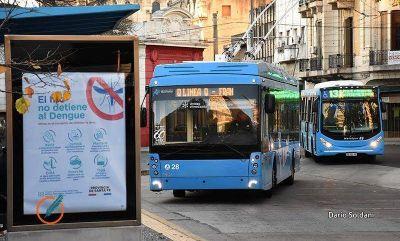 Javkin ratificó las modificaciones del transporte: «Tenemos que ser realistas y adaptarlo»