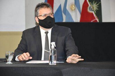 """El intendente de Concordia tiene coronavirus: """"La sintomatología es leve y me siento bien"""""""