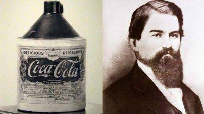 Hace 128 años se patentaba la fórmula secreta de Coca-Cola