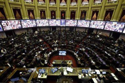 Cuál es la agenda de la sesión extraordinaria que realizará Diputados