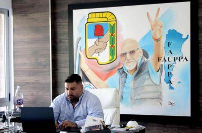 El oficialismo Panadero confirmó a Gastón Frutos como candidato en las próximas elecciones del gremio