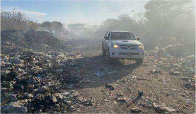 Basural en Perico: Contradenuncia del municipio a GIRSU y Ambiente