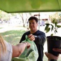 Realizarán un nuevo Eco-Canje en Parque Alberti: deshechos a cambio de plantines y tierra abonada