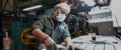 Cerca del 90 por ciento de las cooperativas de trabajo están en actividad a pesar de la pandemia