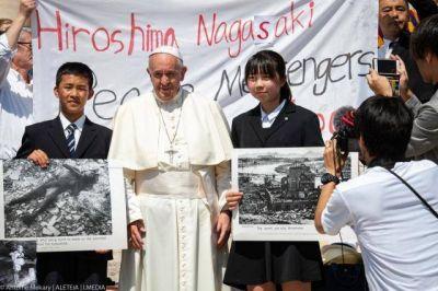 ¿Biden escuchará al Papa para liberar el mundo de las armas nucleares?