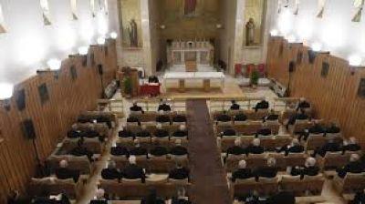 Por la pandemia suspenden el retiro de Cuaresma del Papa y la Curia Romana