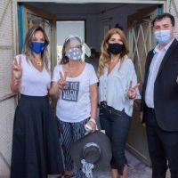 Inauguran una red cloacal en Gerli que beneficiará a 7.500 vecinos