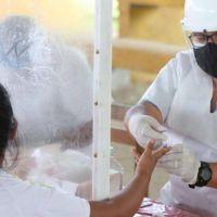 En San Martín hay en promedio 95 casos nuevos de COVID por día