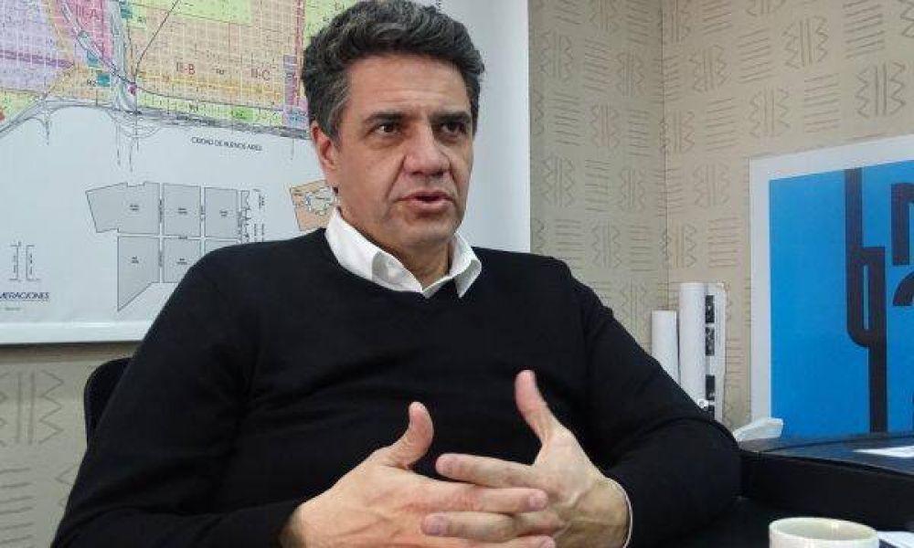 """Jorge Macri: """"Un maestro sale a hacer compras pero los gremios no quieren la vuelta a clase"""""""