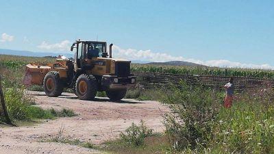 Camino de la Costa: retoman las obras del tramo Río de los Sauces-Alpa Corral