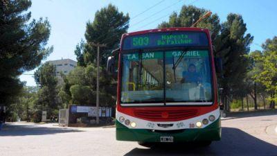 Transporte público: los trabajadores van a cobrar y no se harán medidas de fuerza