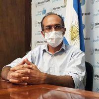 Bolívar: Pisano recibió la segunda tanda de vacunas Sputnik V