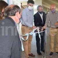 Inauguraron la subdelegación regional de la CNRT en Olavarría