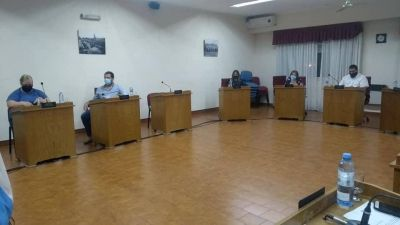 Concejales aprueban sin modificaciones las ordenanzas Impositiva y Fiscal