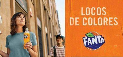 """Coca-Cola y Santo crearon la nueva campaña de Fanta: """"Locos de colores"""""""
