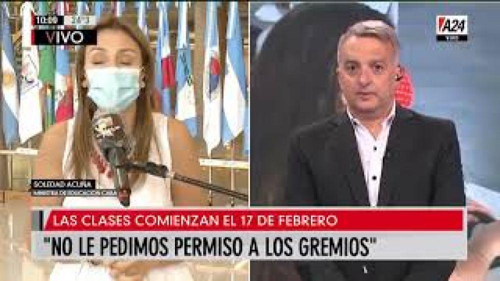 Soledad Acuña: