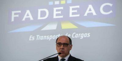 FADEEAC se reunió con el nuevo director de Cargas