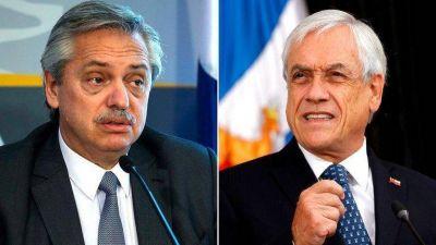 Alberto Fernández prepara su viaje a Chile: los objetivos detrás de la visita de Estado a Sebastián Piñera