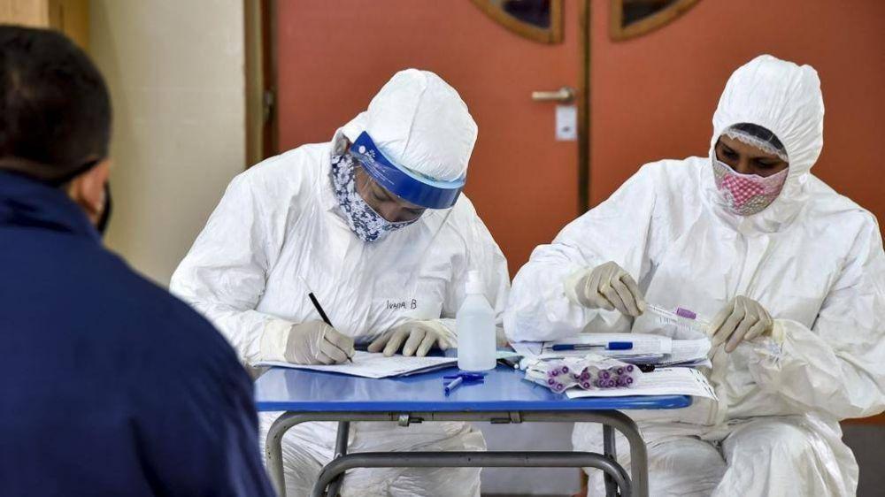 Coronavirus: murieron 220 personas y detectaron 10.753 nuevos casos