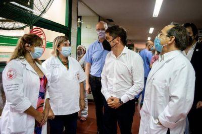 Kicillof apuesta a las vacunas que traerá el nuevo vuelo a Rusia