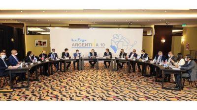 PASO: Alberto refuerza el pacto con los gobernadores