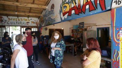 Inauguraron dispositivo de acompañamiento terapéutico de cuidados frente a las adicciones en Batan