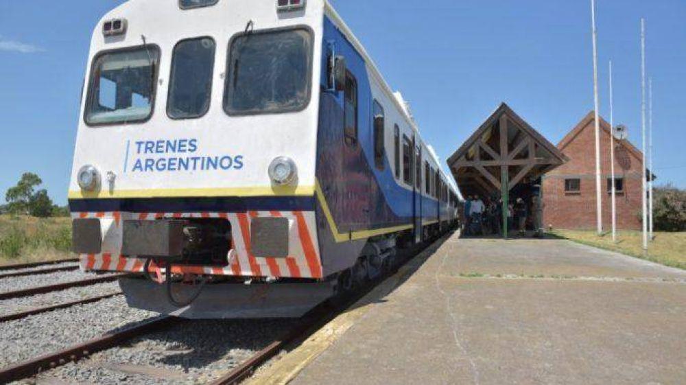 Desde hoy se incorpora servicio de tren a Pinamar