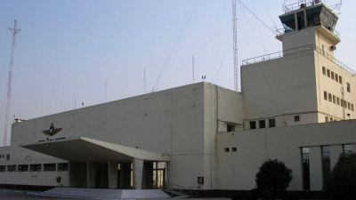 Remodelarán la torre de control del aeropuerto de Morón